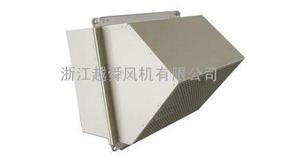 低噪声防爆边墙排风机