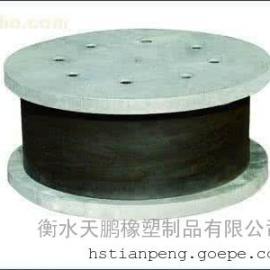 LRB系列铅芯隔震桥梁橡胶支座