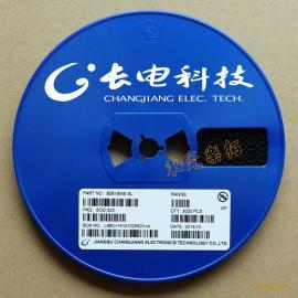 长电授权代理商 贴片二极管BAV21W(A82)