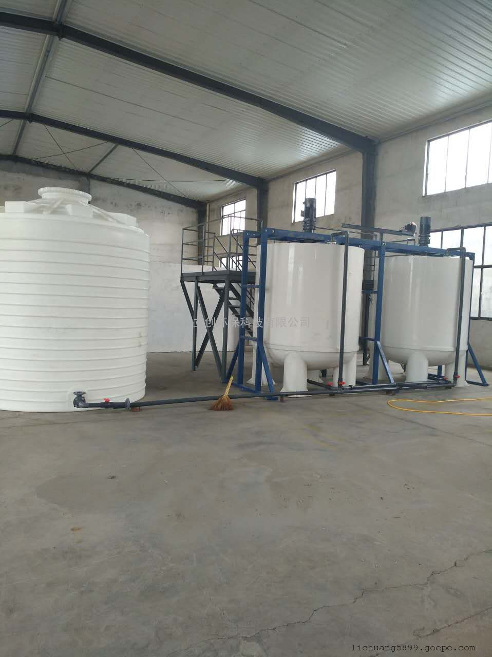 重庆厂家定做PP搅拌罐 反应釜 合成设备