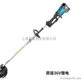 日本牧田充电式割灌机DUR361URM2 手持式割草机