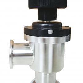GDQ-J25b气动高真空挡板阀、KF电磁挡板阀、真空波纹管、焊接波纹