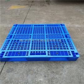 网格塑料川字托盘垫仓板叉车板垫长方型物流仓库防潮卡板栈板