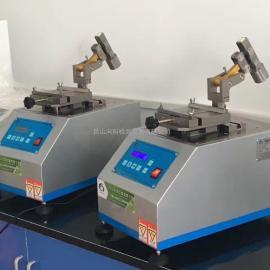 皮革摩擦色牢度试验机又名皮革干湿擦色牢度仪