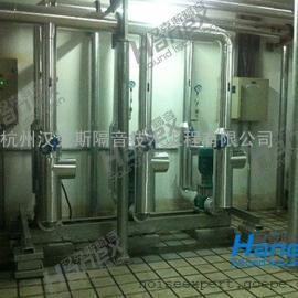 水泵房噪音治理案例