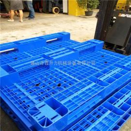 定制 塑料托盘垫仓板仓库防潮板地垫防水垫高隔板铲板垫脚板