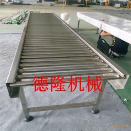 无动力滚筒输送线动力滚筒输送线 流水线 输送机生产线转弯机