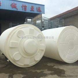 宜兴10吨防腐蚀塑料储罐废液储罐污水收集罐厂家直销