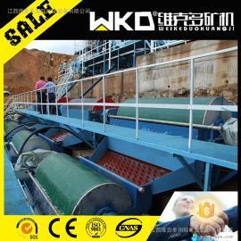 浙江绍兴生产CTB1218筒式湿法强磁选机 河沙选铁磁选机