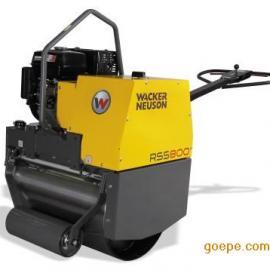 高端沥青路面压路机威克RSS 800A单钢轮压路机