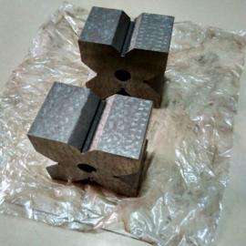 铸铁四口V型架用来安放圆形工件