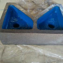 铸铁单口V型架用于轴类校正