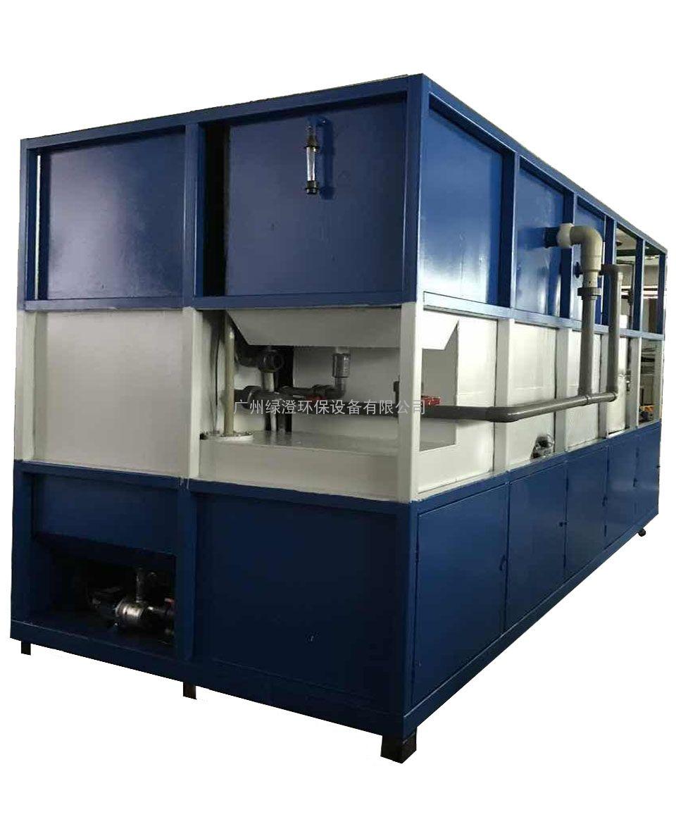 家具厂喷漆废水处理设备中水回用一体化装置