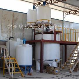 5吨全自动聚羧酸合成设备,聚羧酸生产设备,聚羧酸合成全套设备