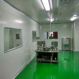 山东食品厂车间净化工程净化板装修