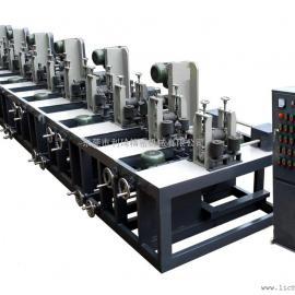 05六组方管抛光机 方管抛光机 方管拉丝机