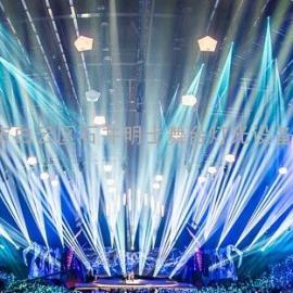 明士专业舞台灯光音响工程设计安装调试