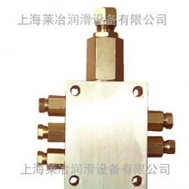 油气双线分配器