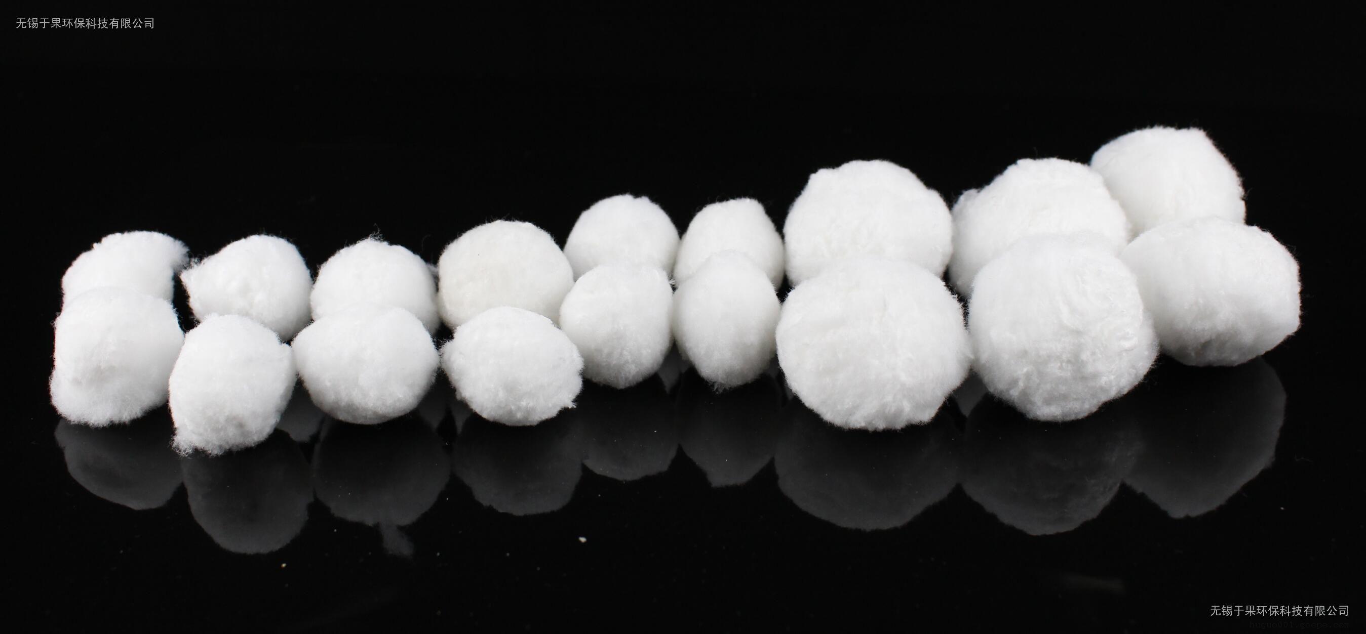 纤维球|改性纤维球|纤维球滤料|纤维球填料|油水分离滤料