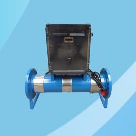 缠绕式电子水处理器,缠绕式除垢仪,全频道智能型感应水处理器