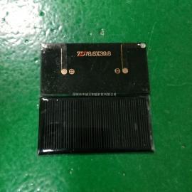 单晶ZD89.9*44.8太阳能滴胶板 太阳能电池板