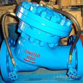 JD745X-100C-DN150高压多功能水泵控制阀