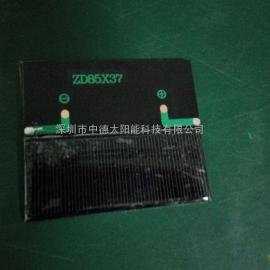 供应ZD85*37太阳能滴胶板,汽车胎压检测,太阳能电池板