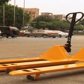 5吨2.5吨2吨3吨手动液压车搬运车叉车地牛油压手推拖车