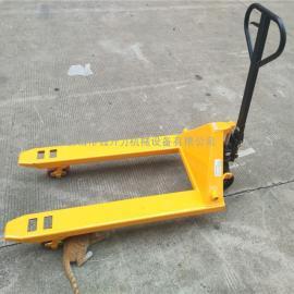 维修手动液压搬运车装卸叉车维修货物装卸车