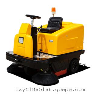 1驾驶式扫地机 洗地机 工业清洁北京赛车 大面积清扫 MN-C200