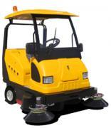 手推式洗地机 充电式 洗吸为一体 工厂专用 洗地机1