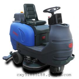 1驾驶式洗地机 充电式洗地机 洗吸为一体 工业清洁设备