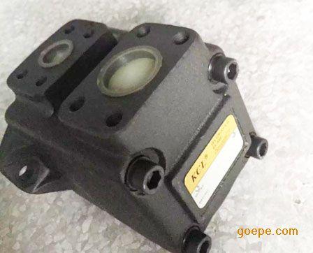 专业销售KCL油泵叶片泵台湾凯嘉液压油泵