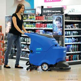 电动洗地机|容恩电瓶式洗地机R50B