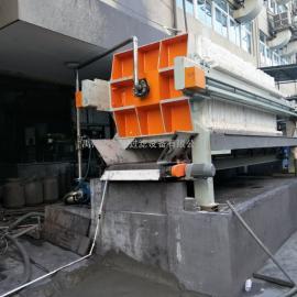 高压滤板压滤机_隔膜滤板压滤机_污泥压干压榨压滤机