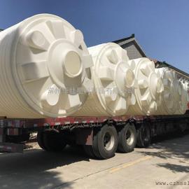 株洲10吨耐酸碱废液储罐平底储罐减水剂复配罐装配