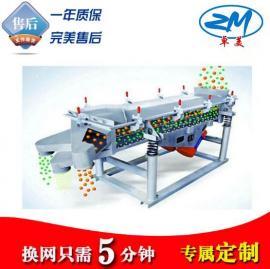 活性炭分级筛 活性炭筛分设备 碳粒振荡筛 活性炭直线振动筛