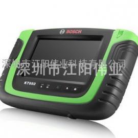 博世KT660汽车故障诊断仪 KT660汽油检测仪解码器