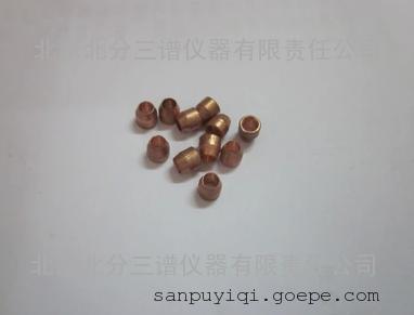 铜碗 紫铜卡套 铜垫圈 3mm