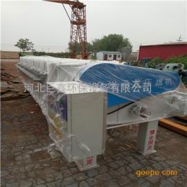 泊头巨鑫XJ700-U机械厢式压滤机