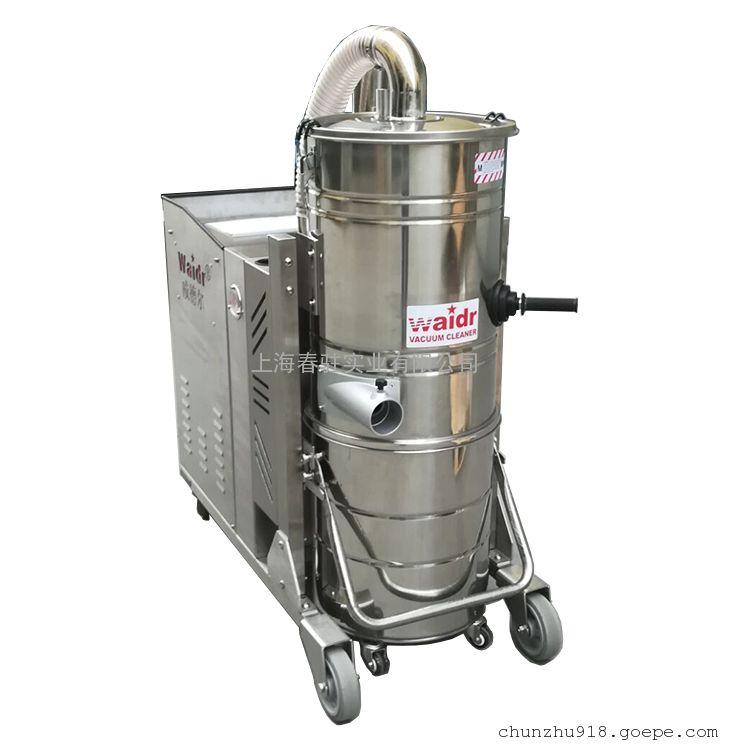 南通工厂车间用大功率吸尘器苏州机械厂用吸铁屑配合设备吸尘器