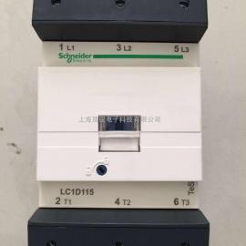 施耐德接触器 LC1D15000Q7C,150A,AC380V,接触器