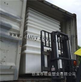 嘉�d1500升方形印染桶 ��布料桶