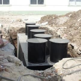 养猪场尿液污水处理设备验收