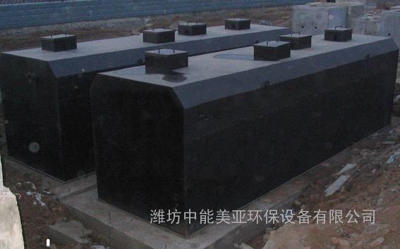 养猪场污水处理设施达标