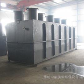 养猪场冲洗污水处理设备合格