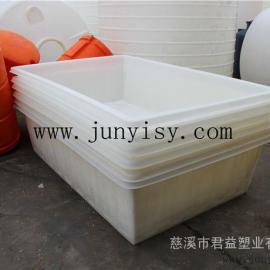 K-1100L方桶厂家 印染推布车 布料方形桶