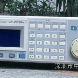 日本建伍 VA2230A 音频分析仪VA2230