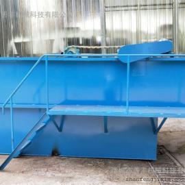 木器厂污水处理溶气气浮机 高浓度含油废水处理设备