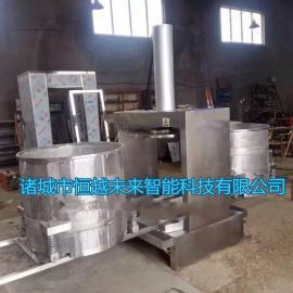 恒越未来HYWL-200L芹菜液压压榨机,菠菜压榨机,食品蔬菜压榨机